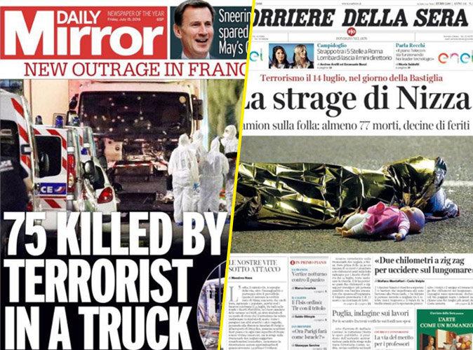 Daily Mirror / Corriere della sera