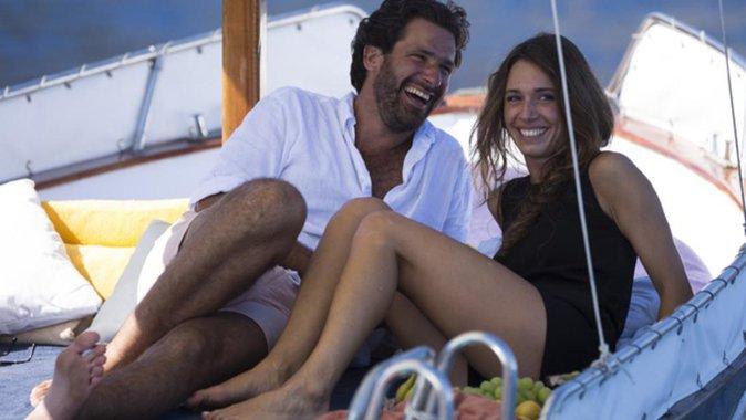 Saison 5: Paul et Alix en voyage romantique à Capri