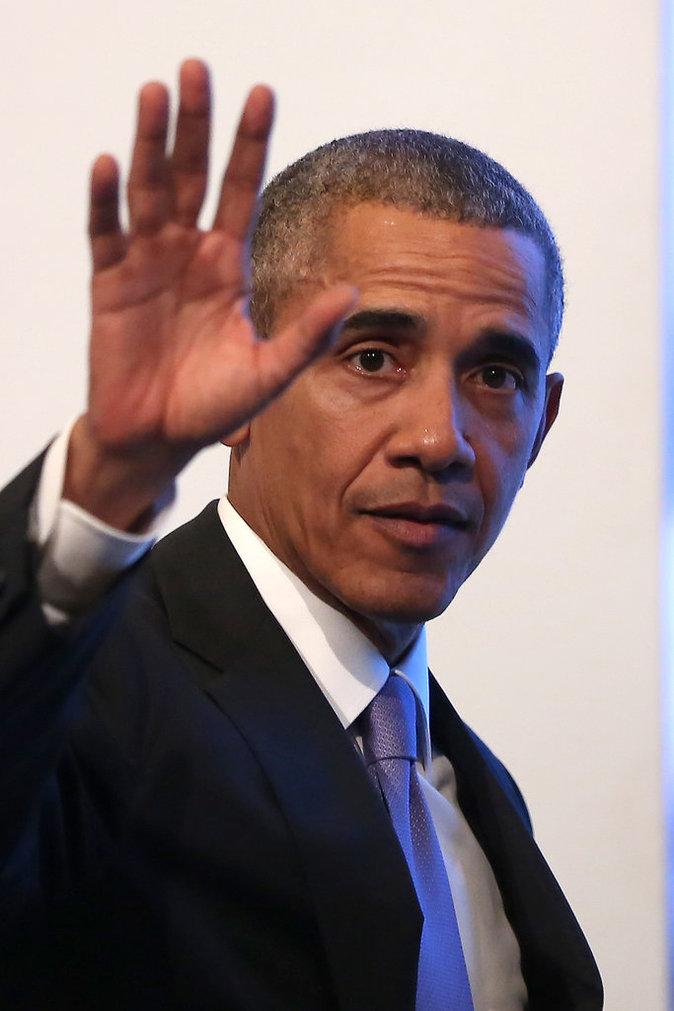 Barack Obama au G20
