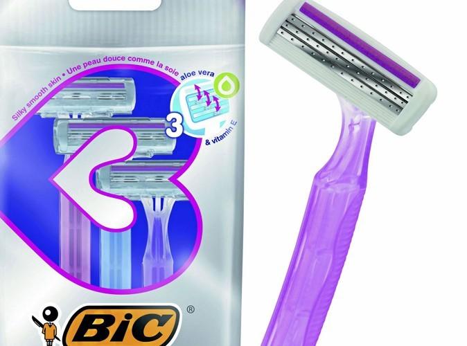 Beauté: le rasoir Flexi Lady de Bic!