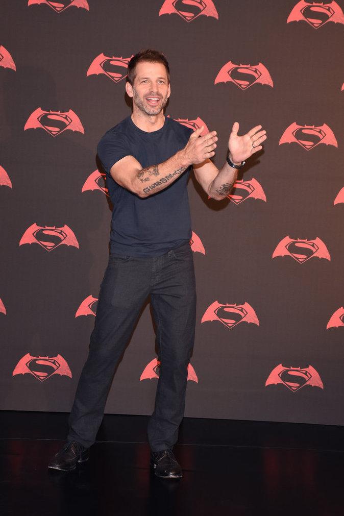 Zach Snyder, le réalisateur du film