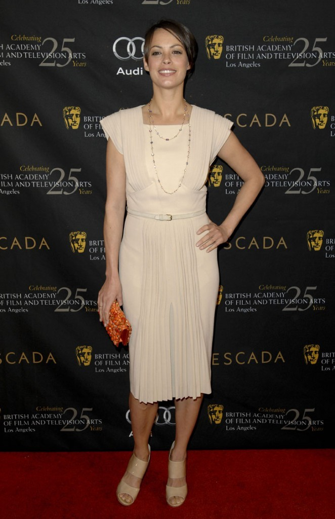 Bérénice Bejo à la cérémonie des BAFTA