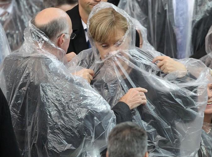 Angela Merkel : life in plastic, it's fantastic!