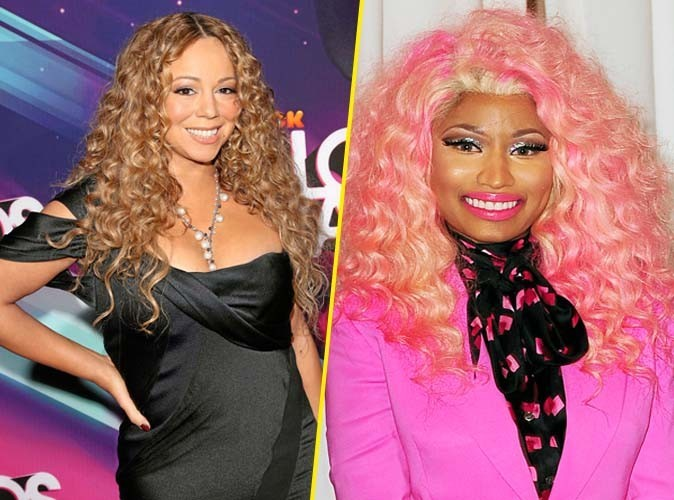 Nicki Minaj VS Mariah Carey