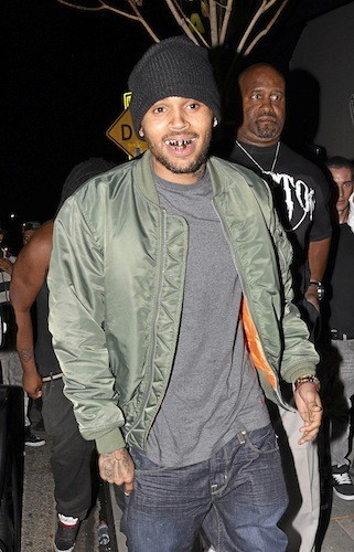 Chris Brown: Il se prend pour Joey Starr