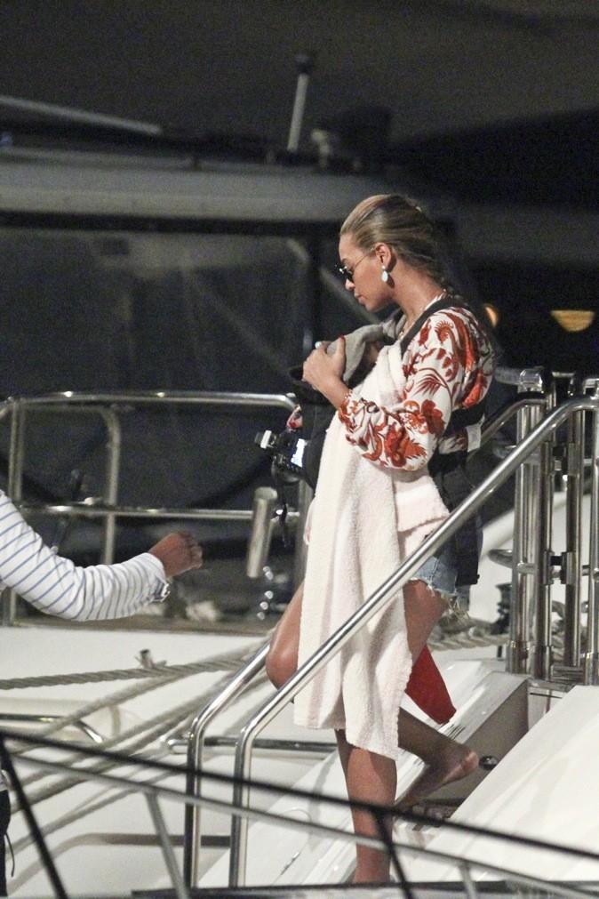 Beyoncé et sa petite fille Ivy Blue !