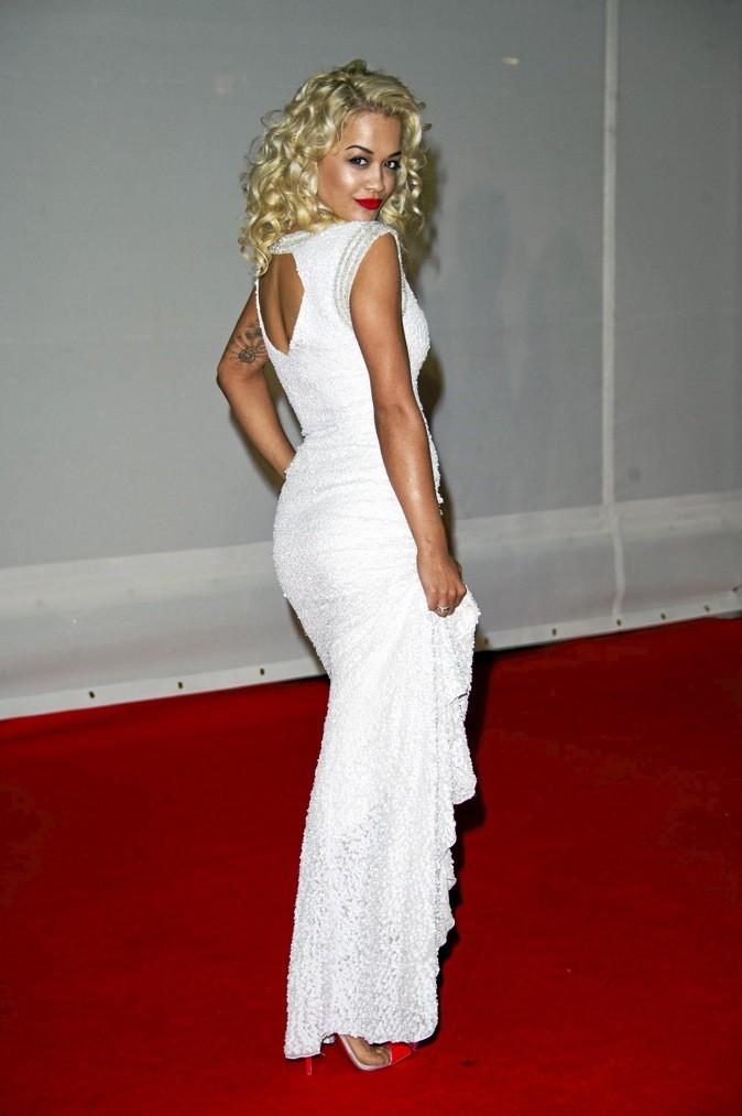 Rita Ora, sa rivale numéro 1 !