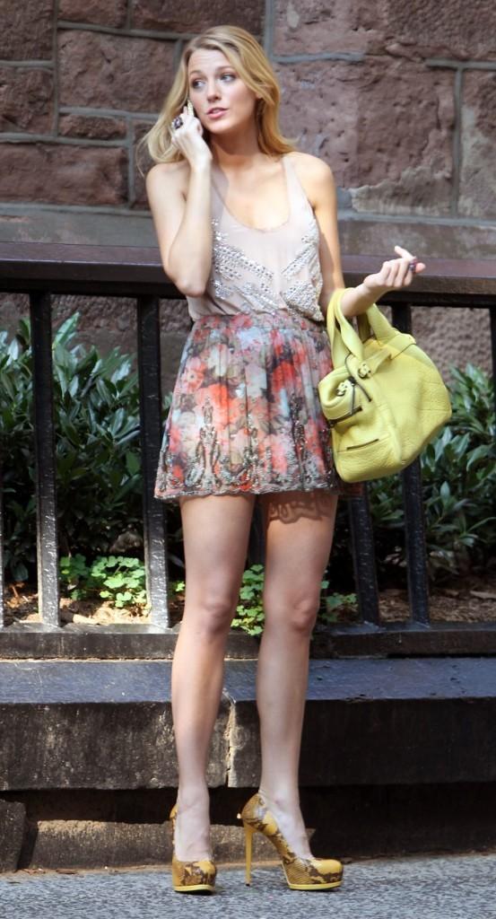 Blake Lively est l'héroine de Gossip Girl !