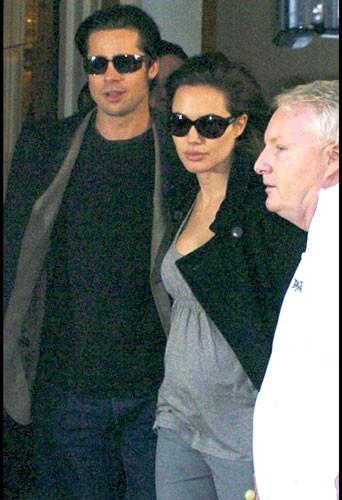2006 : Angelina Jolie enceinte de Shiloh Nouvel