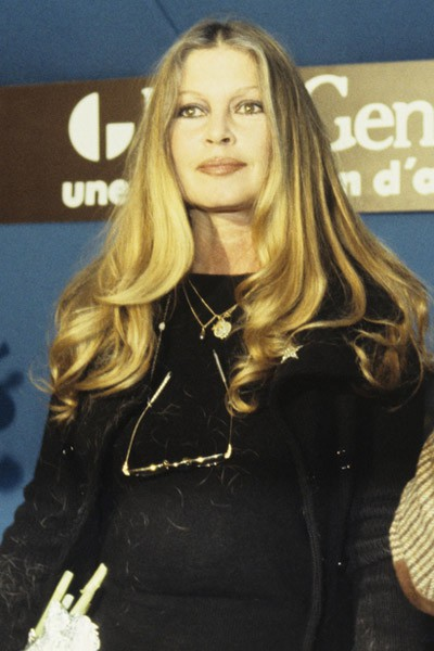 Brigitte Bardot en 1983