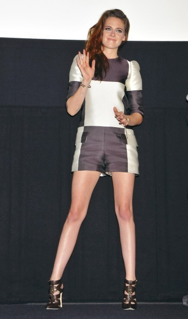 Kristen Stewart a été élue actrice la moins sexy d'Hollywood !