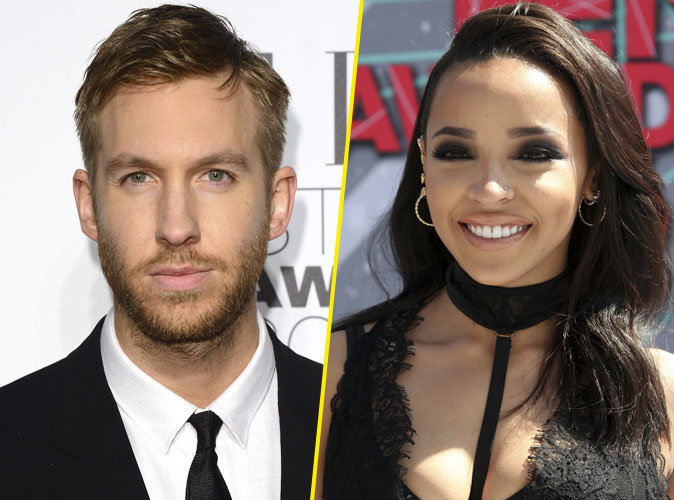 Calvin Harris en couple avec Tinashe ?