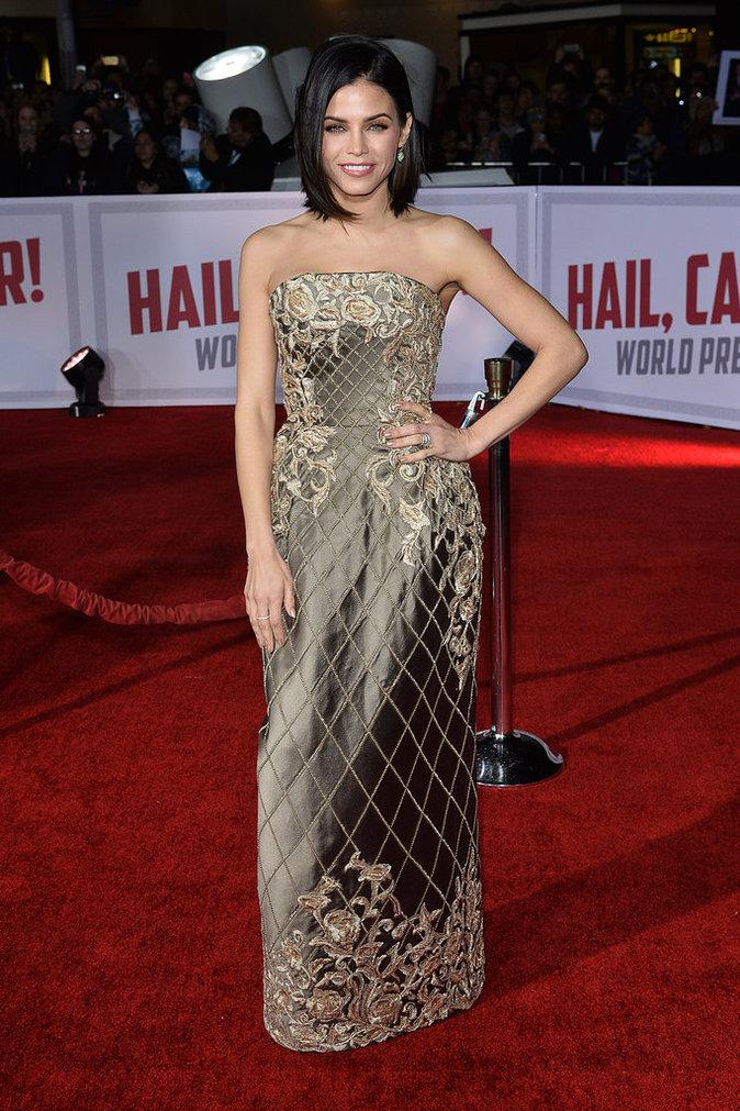 Jenna Dewan, resplendissante dans sa robe de princesse