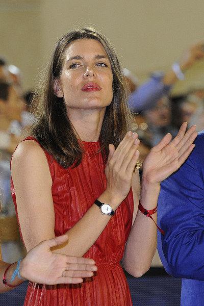 Charlotte Casiraghi à Monaco le 26 juin 2016
