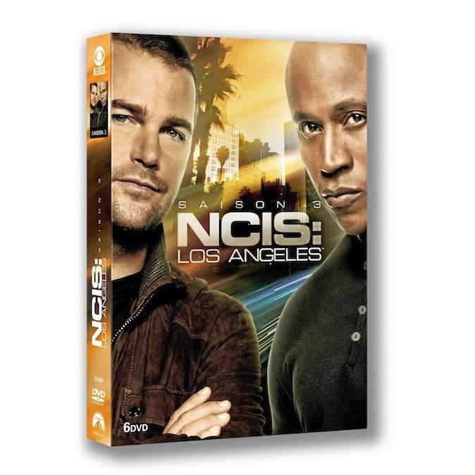 NCIS : Los Angeles, saison 3 Paramount. 39,99 €.