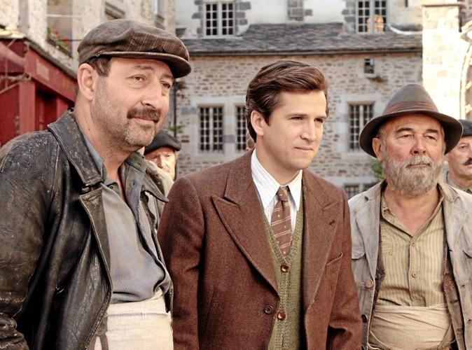 Trois grands acteurs réunis
