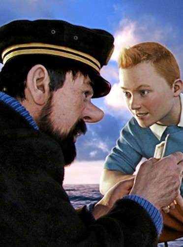 Les aventures de Tintin : Le secret de la Licorne, avec Jamie Bell, Daniel Craig et Andy Serkis (1h50)