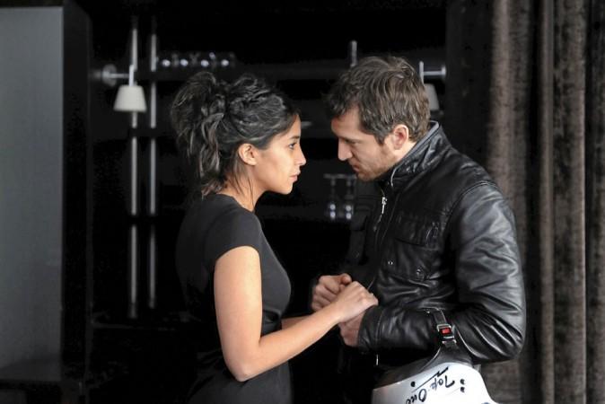 Nadia (Leïla Bekhti) et Yann (Guillaume Canet)