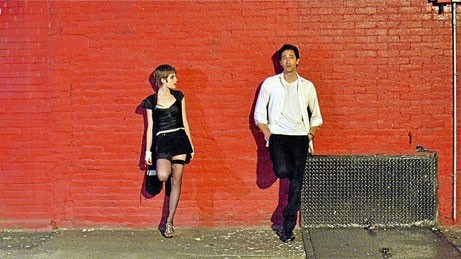 Adrien Brody et Christina Hendricks
