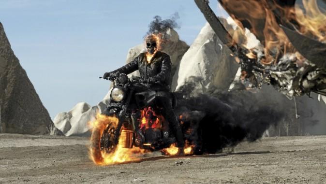 >> Au cinéma cette semaine : Ghost Rider : l 'esprit de vengeance de Mark Neveldine et Brian Taylor avec Nicolas Cage (1h45)