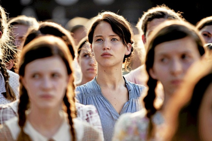 De Gary Ross avec Jennifer Lawrence, Josh Hutcherson et Liam Hemsworth