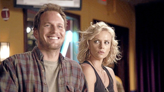 Charlize Theron et Patrick Wilson dans Young Adult