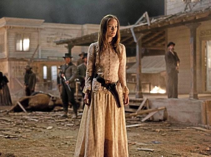 Ciné : Olivia Wilde dans Cowboys & envahisseurs