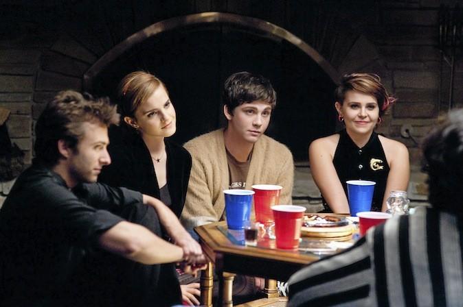 Le monde de Charlie de Stephen Chbosky avec Logan Lerman, Emma Watson et Ezra Miller