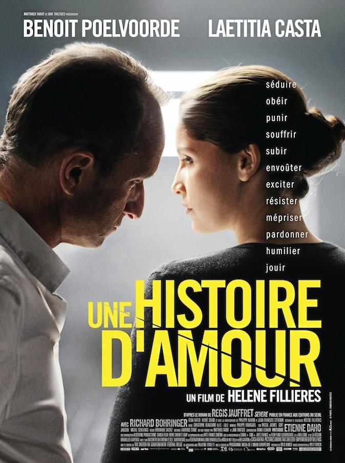 Une histoire d'amour d'Hélène Fillières