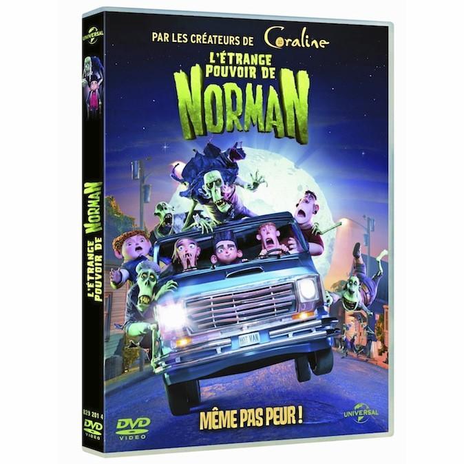 L'étrange pouvoir de Norman Universal. 19,99 €.