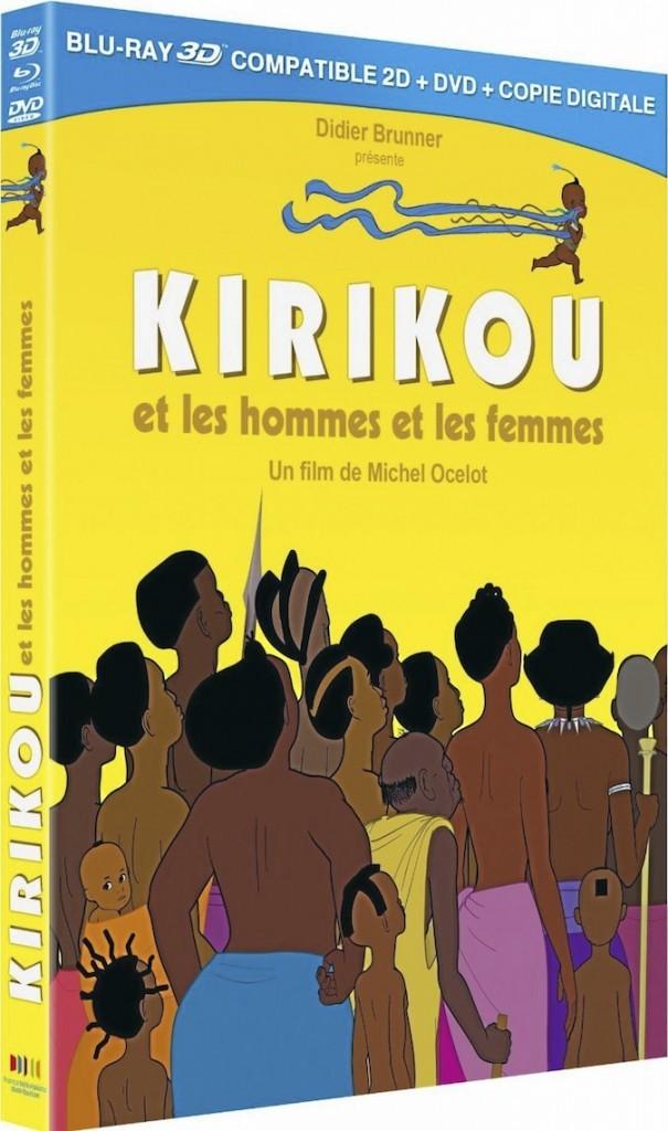 Kirikou et les hommes et les femmes de Michel Ocelot