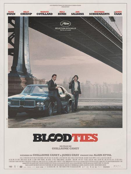 Blood ties, sortie le 30/10/13