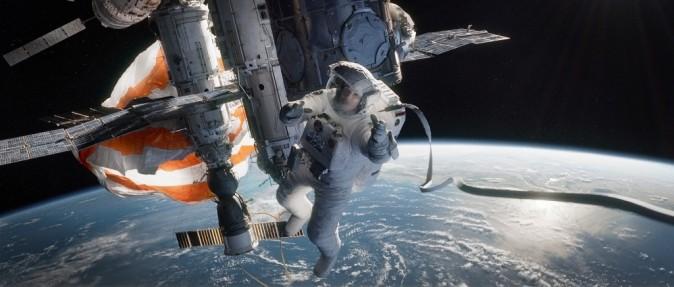 """Sandra Bullock : à l'affiche de """"Gravity"""", pourquoi ce film peut changer la carrière de l'actrice à Hollywood ?"""