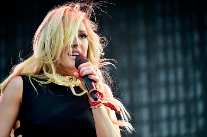 Ellie Goulding à Coachella