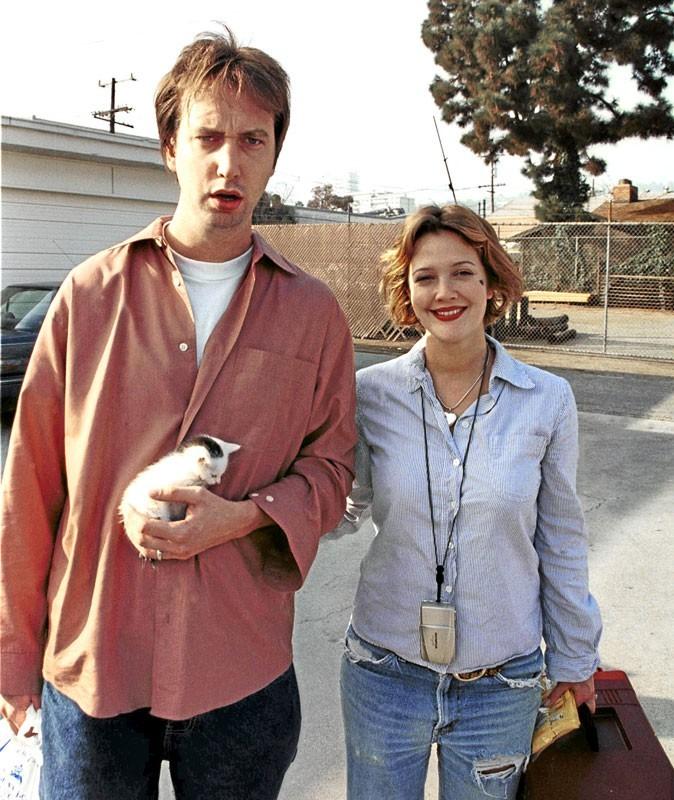 Mariage de Drew Barrymore et Tom Green : 5 mois