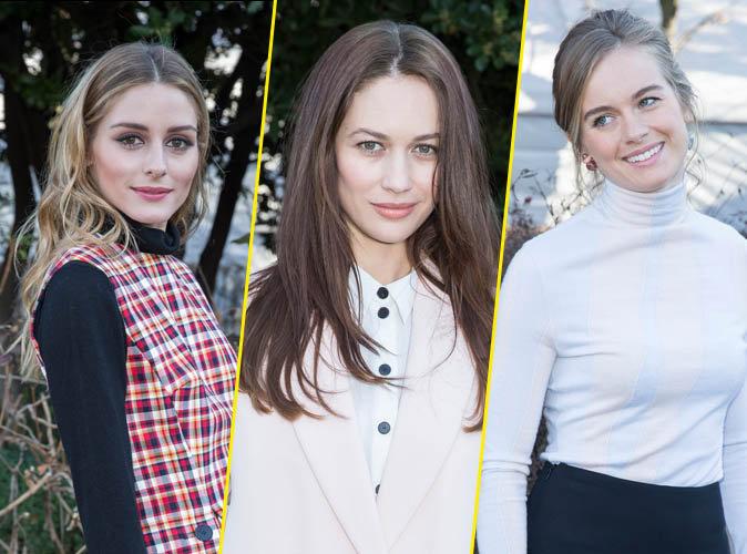 Olivia Palermo, Olga Kurylenko, Cressida Bonas... L'élégance au rendez-vous pour le défilé Dior