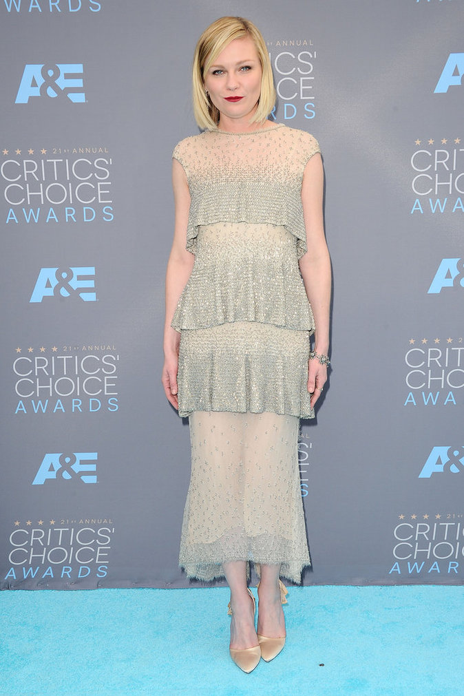 Kirsten Dunst, une star qui a du goût