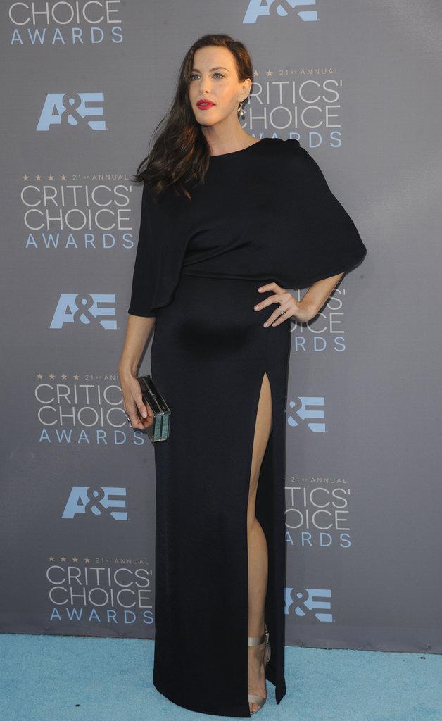 Liv Tyler, toujours aussi classe sur tapis rouge