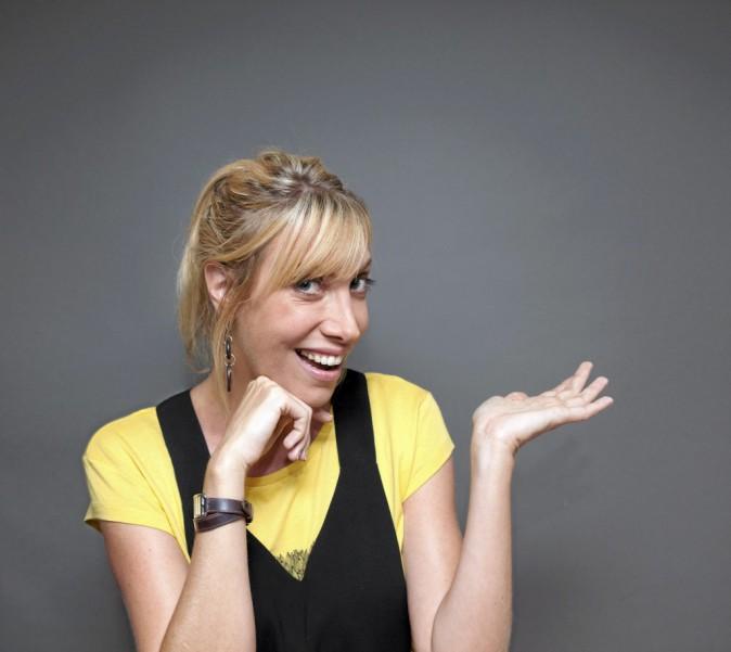 Emma Gattuso, enfin une imitatrice qui n'imite pas les autres!
