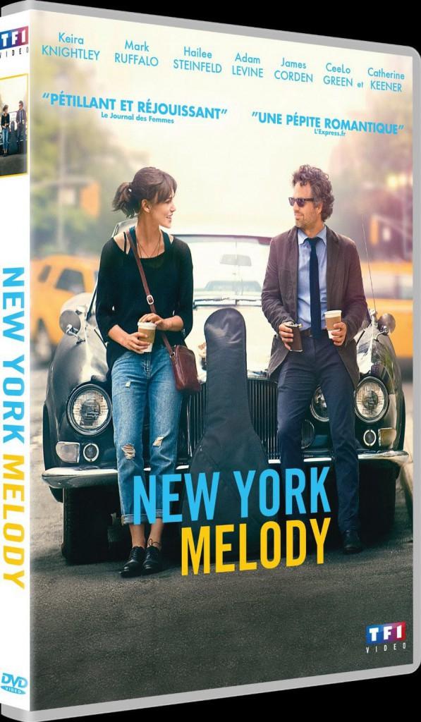 New York Melody, TF1 vidéo. 19,99 €.
