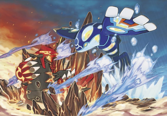 Pokémon Saphir Alpha et Pokémon Rubis Oméga, Nintendo 3DS. 38,90 € chaque.