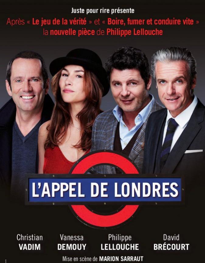 L'Appel de Londres, au Théâtre de la Gaîté-Montparnasse, jusqu'au 16 mai puis en tournée. Dès 22 € sur billetreduc.com Irma la dou...
