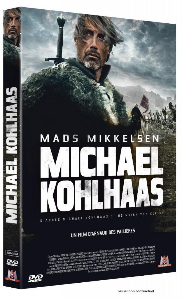 Michael Kohlhaas d'Arnaud des Pallières, M6 Vidéo. 19,99 €.