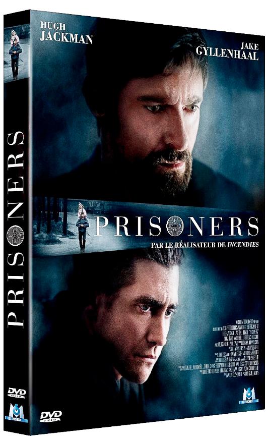 Prisoners de Denis Villeneuve avec Hugh Jackman, M6 Vidéo. 19,99 €.