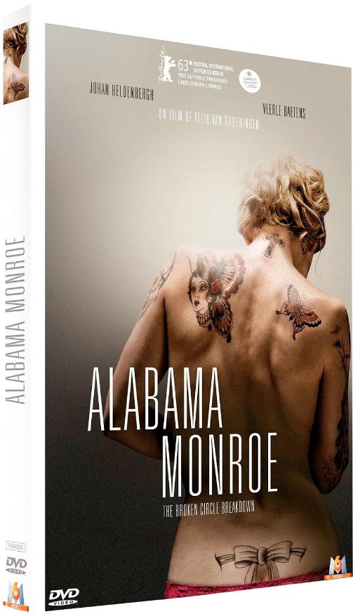 Alabama Monroe de Felix Van Groeningen, M6 Vidéo. 19,99 €.