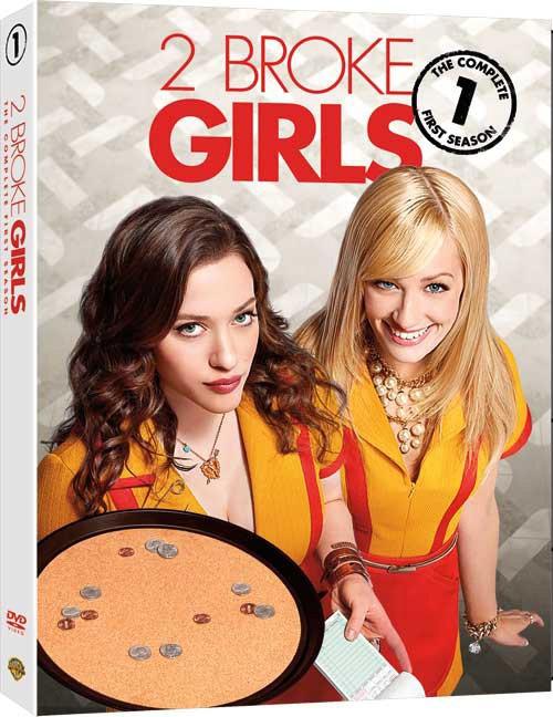 2 Broke Girls Warner. 29,99 €