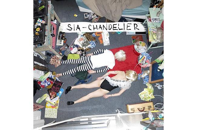 Chandelier, Sia. Après le sublime Breathe Me, la chanteuse australienne signe un nouveau titre qui fera date.