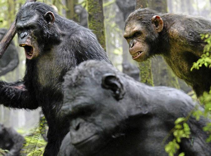 La Planète des singes : l'affrontement de Matt Reeves avec Andy Serkis, Jason Clarkeet Gary Oldman (2h11)