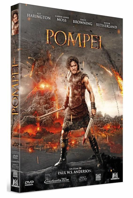 Pompei M6 Interactions. 14,99 €.