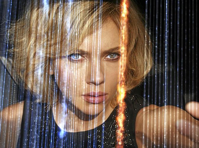Lucy de Luc Besson avec Scarlett Johansson et Morgan Freeman (1h29)